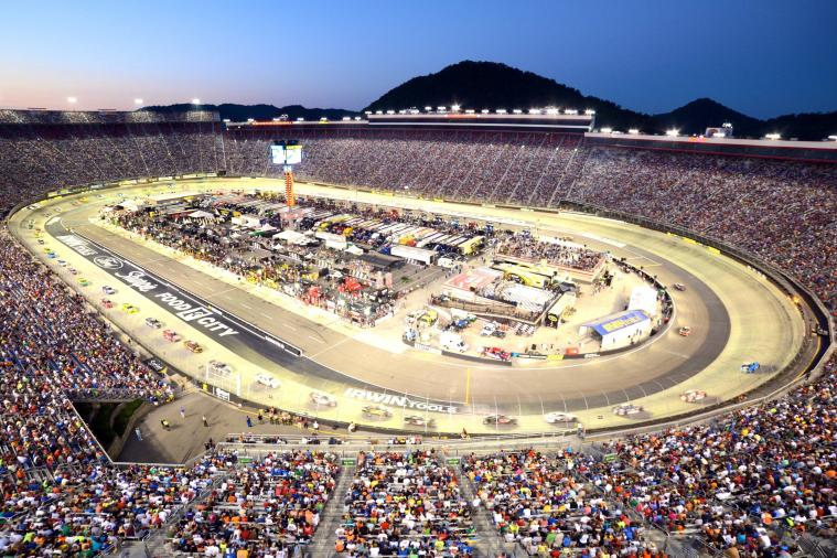 Virginia Tech Will Play Tennessee at Bristol Motor Speedway in 2016