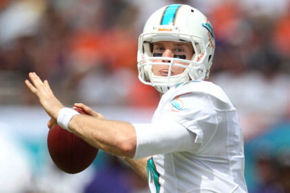 Ryan Tannehill: 'I Have Plenty of Arm'