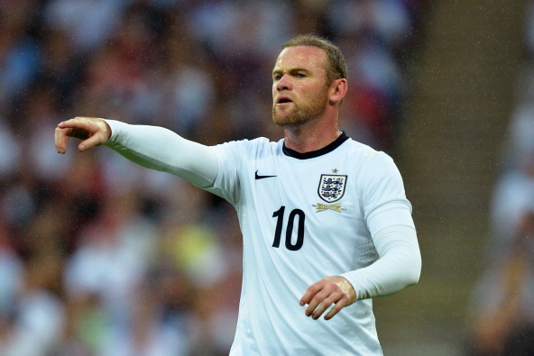 Wayne Rooney's England Odyssey so Far