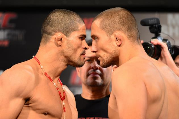 UFC Fight Night 29: What We Learned from Rousimar Palhares vs. Mike Pierce