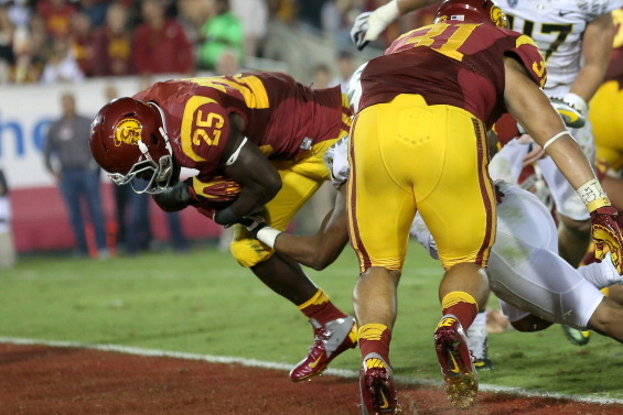 USC Football: What Happens If the Trojans Go to a Three-Man Backfield?