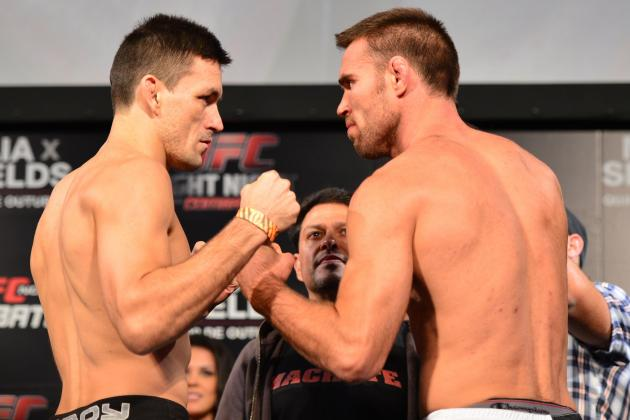 UFC Fight Night 29 Results: What We Learned from Demian Maia vs. Jake Shields