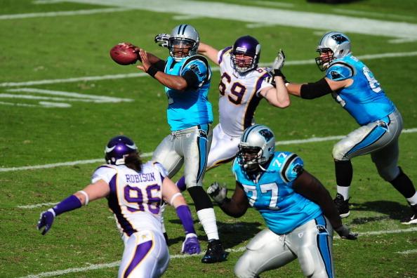 Panthers vs. Vikings: Breaking Down Minnesota's Game Plan