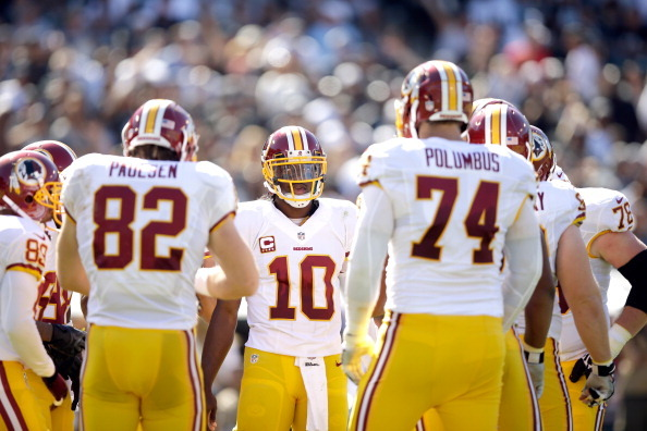 RGIII and the Redskins Look to Turn Their Season Around