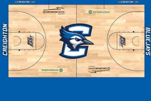 Creighton Begins Big East Era with New Logos, Court Design