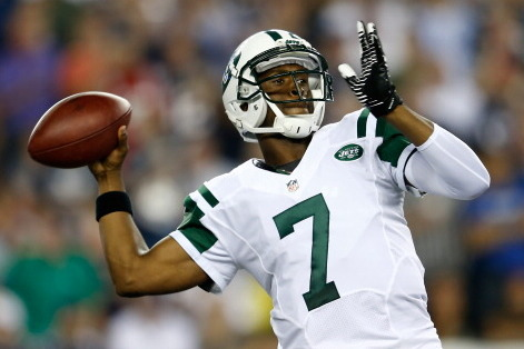 Geno Smith Cool Under Pressure