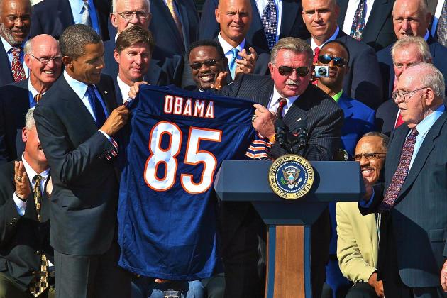Mike Ditka Says Biggest Mistake Was Not Opposing Barack Obama in '04 Senate Race