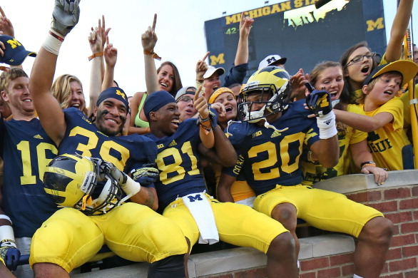 Do the Michigan Wolverines Have Better Shot at BCS Championship Than Ohio State?