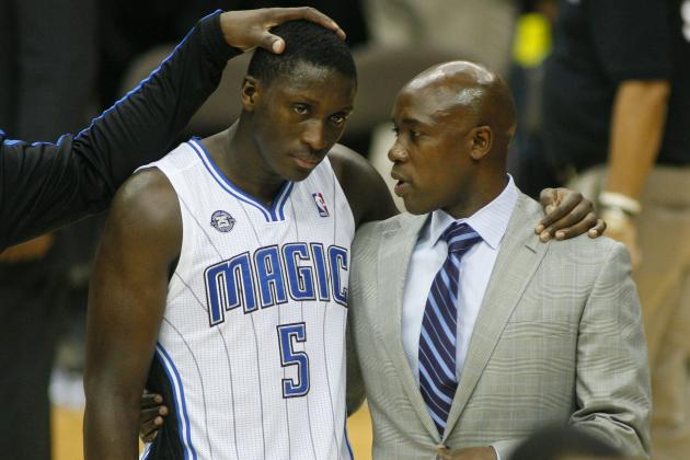 Oladipo Has Solid Preseason Debut for Magic