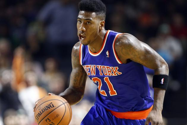 World Peace, Bargnani Make Knicks Debuts