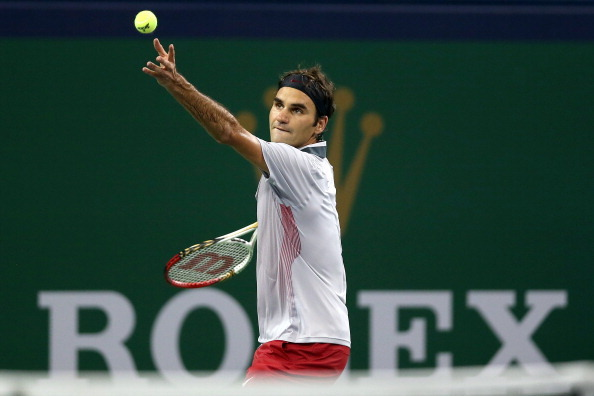Roger Federer Must Dominate on Serve to Defeat Gael Monfils in Shanghai