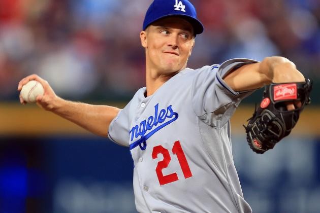 Dodgers to Start Greinke in Game 1 of NLCS
