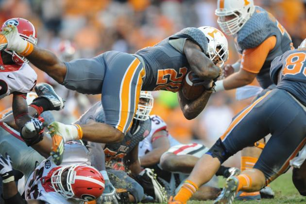 Tennessee Football: Story Behind Rajion Neal's Resurgence Under Butch Jones