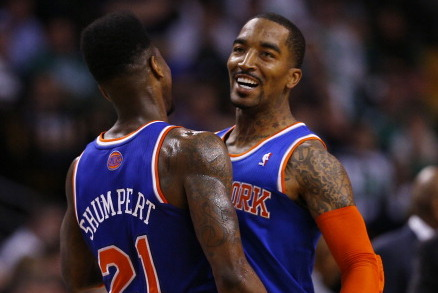 Should the Knicks' Mike Woodson Reward J.R. Smith with a Starting Spot?