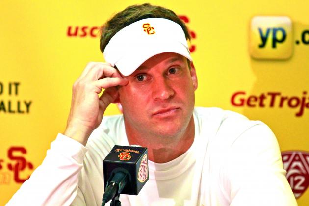 Lane Kiffin Will Appear on ESPN's 'College GameDay' Saturday