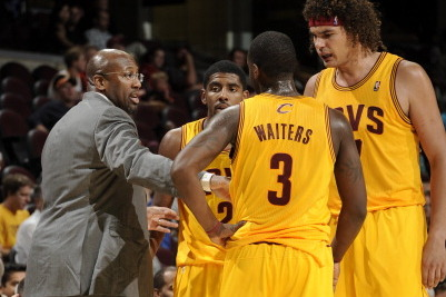 One Quiz In, Brown Appears to Have Cavs' Full Attention