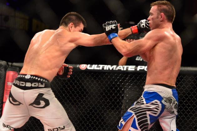 UFC Fight Night 29: Demian Maia's Loss Ensures He'll Never Fight GSP