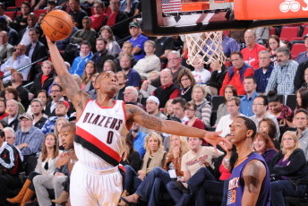 Rapid Reaction: Suns Hold off Blazers, Win 104-98