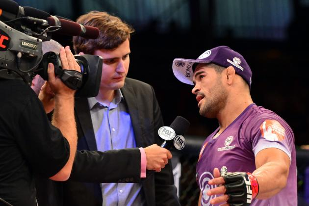 Rousimar Palhares to Receive Additional Punishment for Unsportsmanlike Conduct