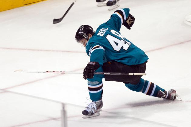Tomas Hertl's 4-Goal Game: First Step on Road to Superstardom?