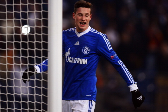 Julian Draxler Reportedly a Major January Transfer Target for Chelsea