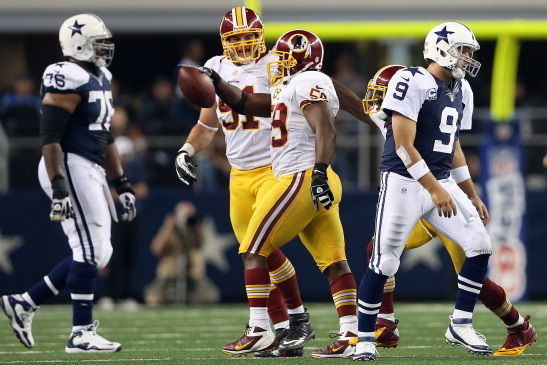 Washington Redskins vs. Dallas Cowboys: Breaking Down Washington's Game Plan