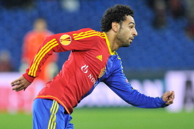 Mohamed Salah Reportedly Targeted by Tottenham Boss Andre Villas-Boas