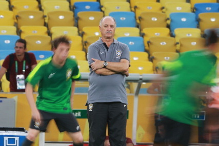 Luiz Felipe Scolari Uses Brazil Friendlies V South Korea & Zambia to Test Squad