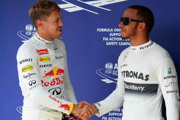 Sebastian Vettel Hits Back at Lewis Hamilton over Michael Schumacher Comparison