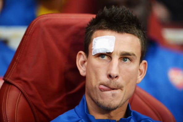 Laurent Koscielny Injury: Updates on Arsenal Star's Calf, Likely Return Date