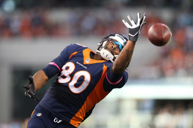 2013 Fantasy Football Week 6 Rankings: Top 20 Tight Ends