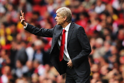 Arsene Wenger Drops Hint He Is Prepared to Extend His Stay at Arsenal