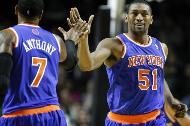 Which NY Knicks Newcomer Has Best Chance to Make Biggest Impact?
