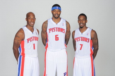 LeBron James Believes in Detroit Pistons If They Follow Miami Heat Example