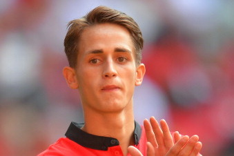 Adnan Januzaj Drawing Interest from Croatia for International Services