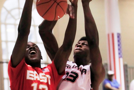 USC Basketball Gets Verbal Commit from 6-10 Center Jabari Craig