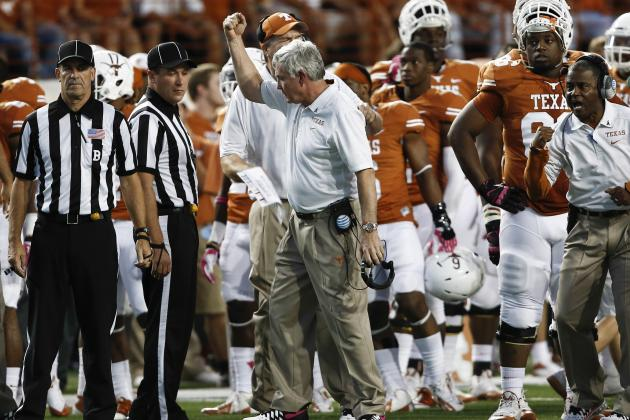 Texas vs. Oklahoma: Will Mack Brown Be Fired If Texas Falls to the Sooners?