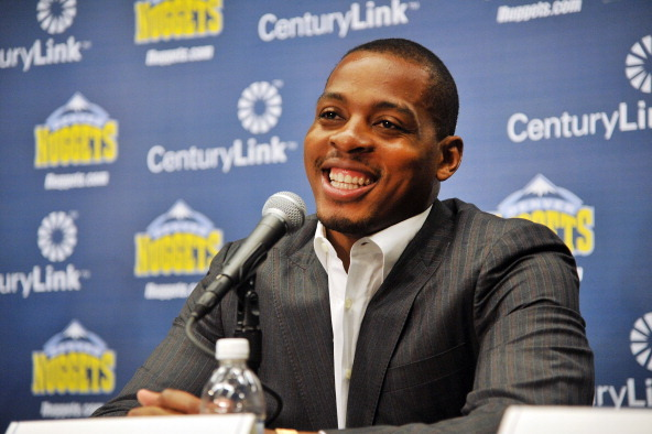 New Nuggets Guard Randy Foye Eager to Get a Taste of Denver