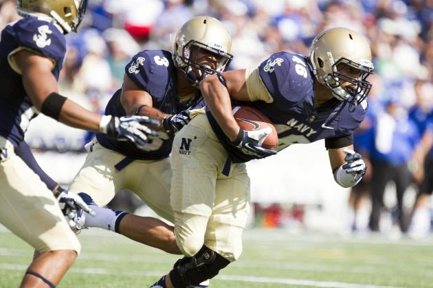 2 Ex-Navy Football Players to Face Court-Martial