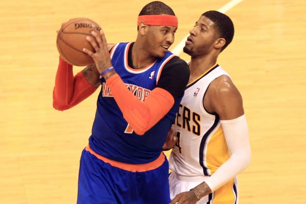 Melo: 'I'm Not Over Indiana Series