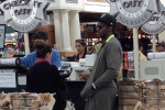 RGIII Wears Terrible Disguise to Grocery Store