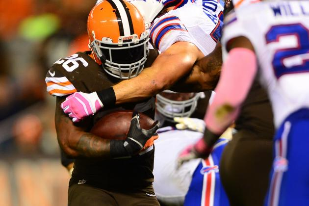 "McGahee Says ""Sky's the Limit"" for the Browns"