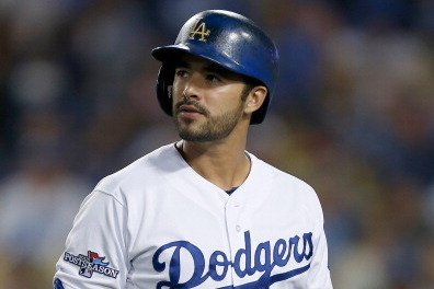 Dodgers Hope to Have Andre Ethier in Center Field for NLCS