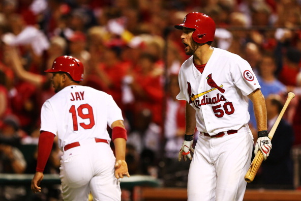 Dodgers Kept a Close Eye on the Cardinals