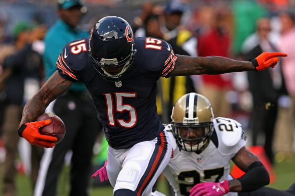 Fantasy Football Options for the TNF New York Giants-Chicago Bears Game
