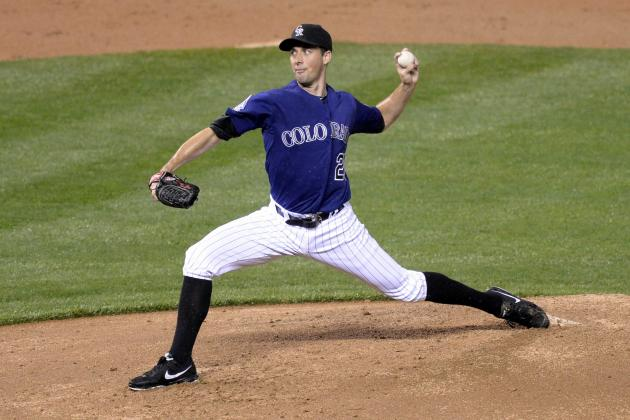 2013 Colorado Rockies Player Reviews: Jeff Francis