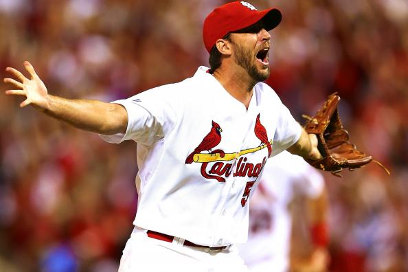 Will Dodgers Be Able to Slow Down Cardinals Ace Adam Wainwright in NLCS?