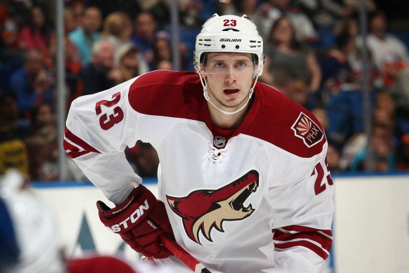 Phoenix Coyotes Defenseman Oliver Ekman-Larsson Shows Maturity