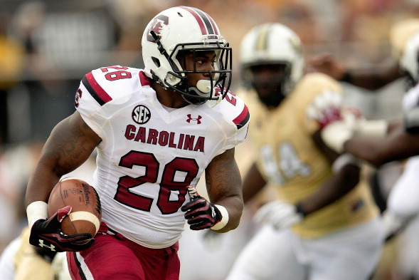 It's Time to Start Talking About South Carolina's Mike Davis in the Heisman Race