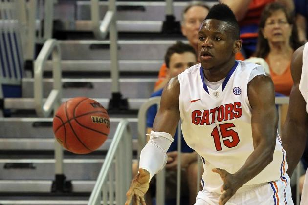 Florida Basketball Dealing with Preseason Distractions